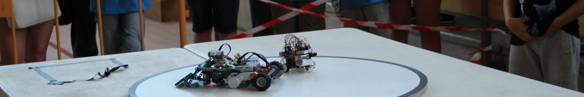 Competició de robots de sumo